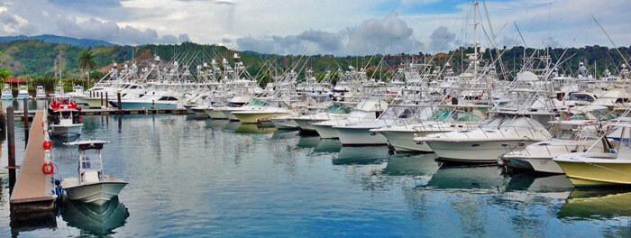 costa rica fishing info