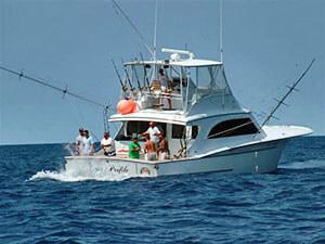 fishing boat in costa rica