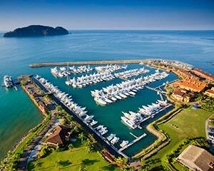 los suenos resort & marina costa rica