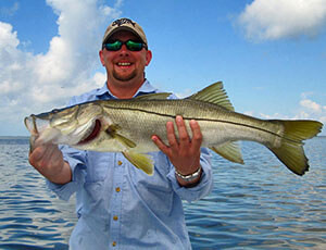 catching snook in costa rica