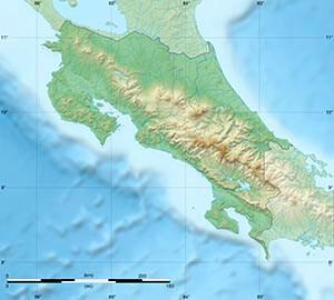 costa rica location