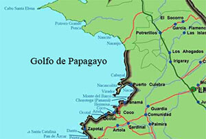 golfo de papagayo fishing