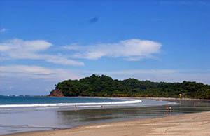 nice beach in samara