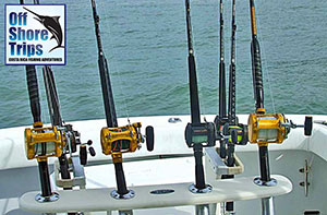 nosara fishing boat reels